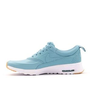 new product c4288 762ae Nike Shoes - Nike Air Max Thea PRM size 7 mica blue gum yellow